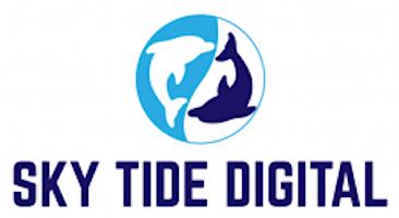 Sky Tide Digital Logo