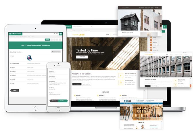 web design promo